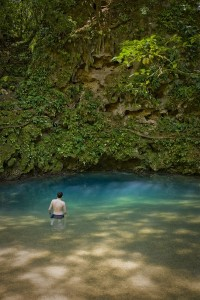 The Blue Hole National Park
